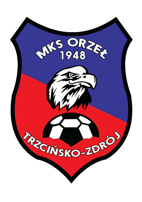 Logo Klubu Sportowego MKS Orzeł Trzcińsko-Zdrój